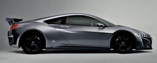 New Honda Prelude Price Redesign 2018
