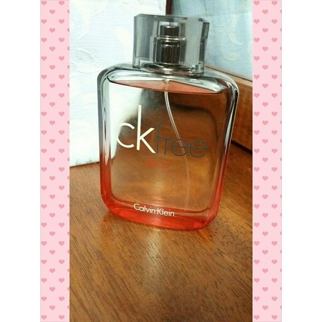 Our Calvin Klein fans shared picture... #brandicted  #calvinklein #perfume #dressaccessories