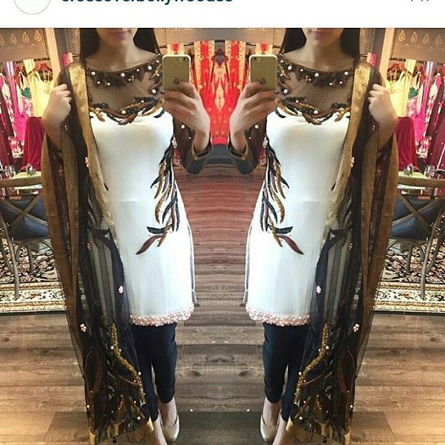 Pin by Nisha R on Indian Wears | Designer punjabi suits