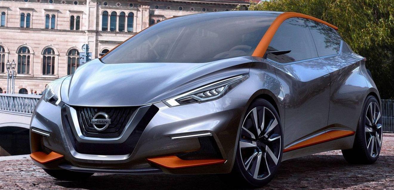 2020 Nissan Micra Accessories Release Date Nissan Honda S Orange Black