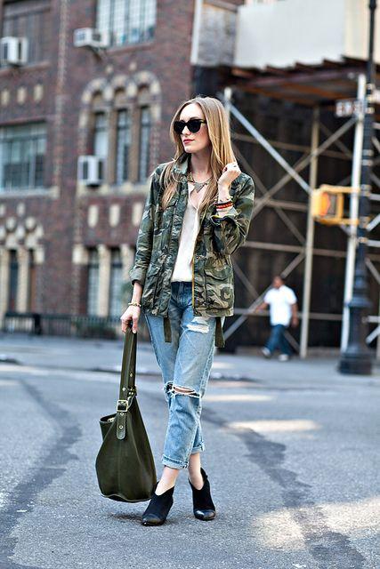 camo jacket love