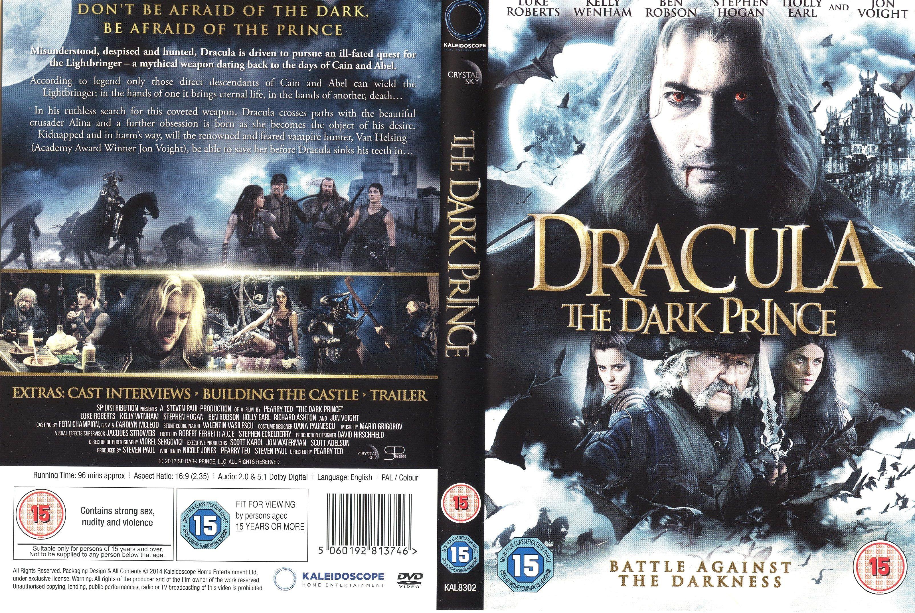 Dracula The Dark Prince 2013 Usa