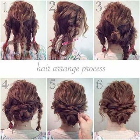 Pin By Moira Barry On Hurrr And Makeups Hair Styles Hair