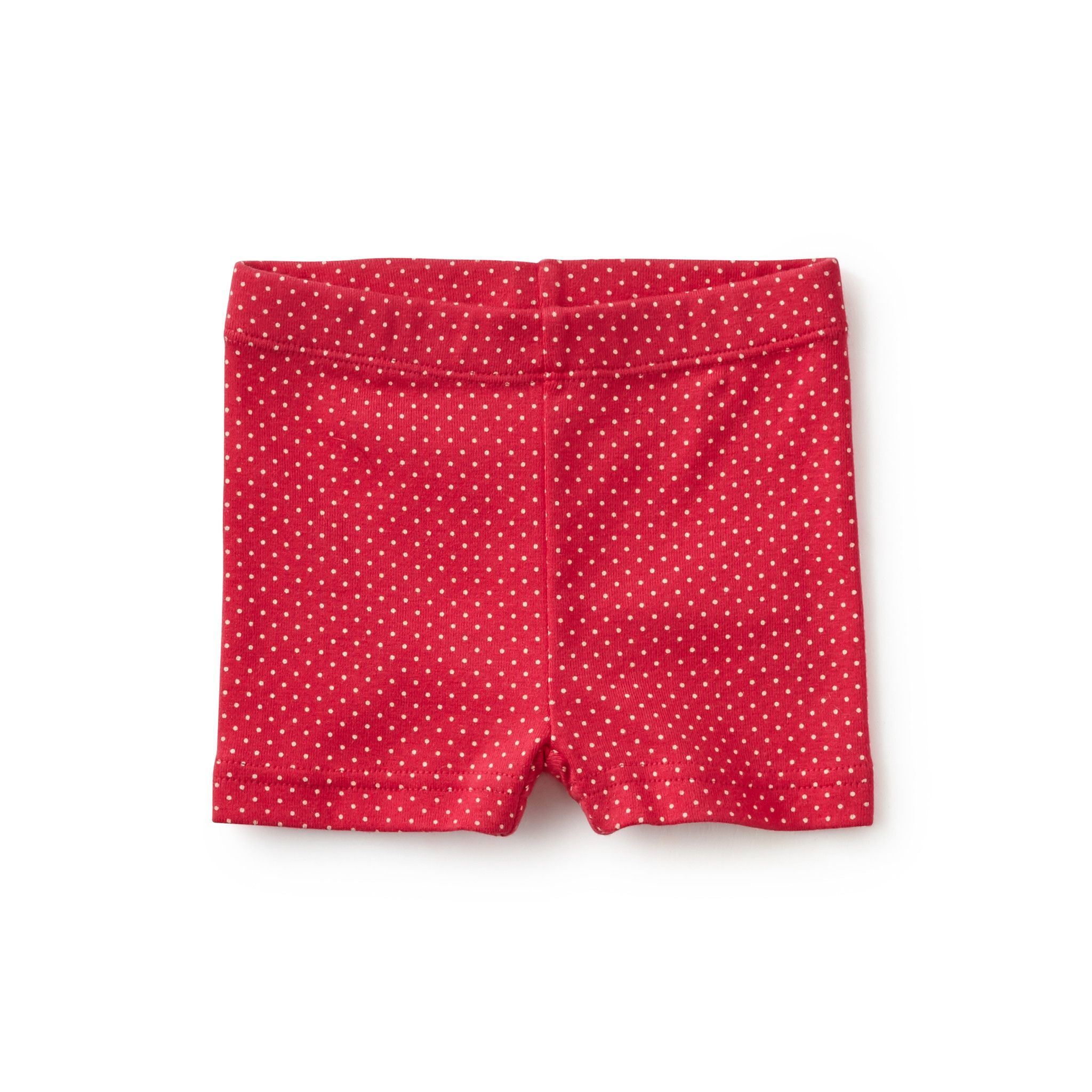 Tea Collection Dotty Somersault Shorts Rose of Sharon