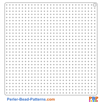 Blank Pattern perler bead pattern. Download a great collection of ...