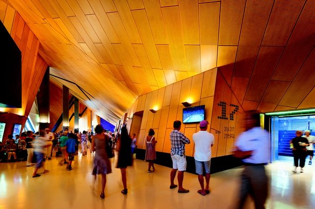 Perth Arena Australian Interior Design Award