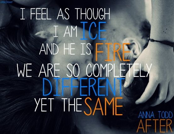 Anna Todd - After  (After #1)