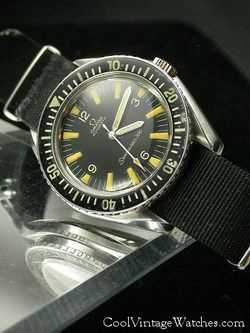 Omega Seamaster 300 from the 60s - classic.