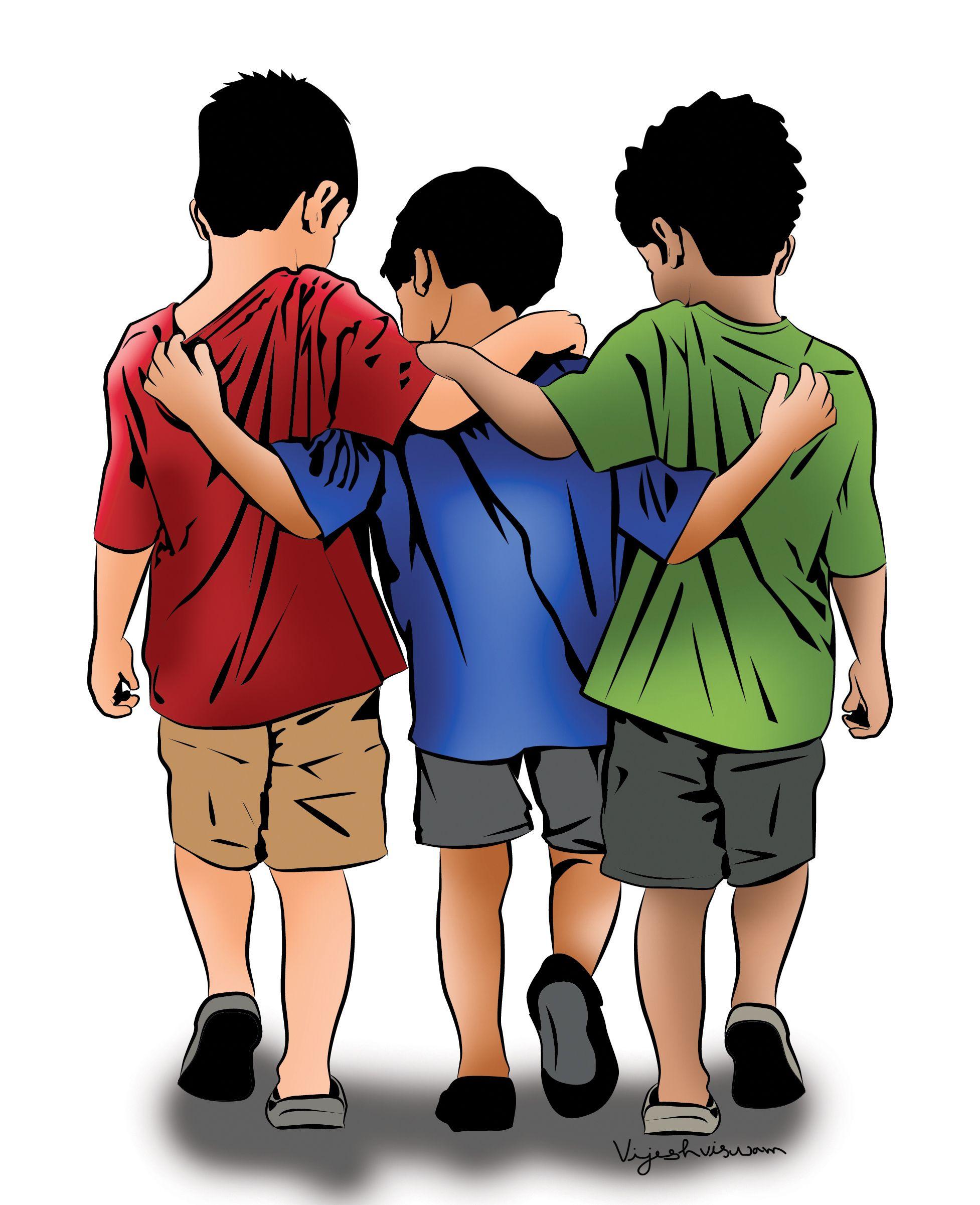 Friends Vijeshviswam Friendship Photography Cute Love Cartoons Cute Love Images