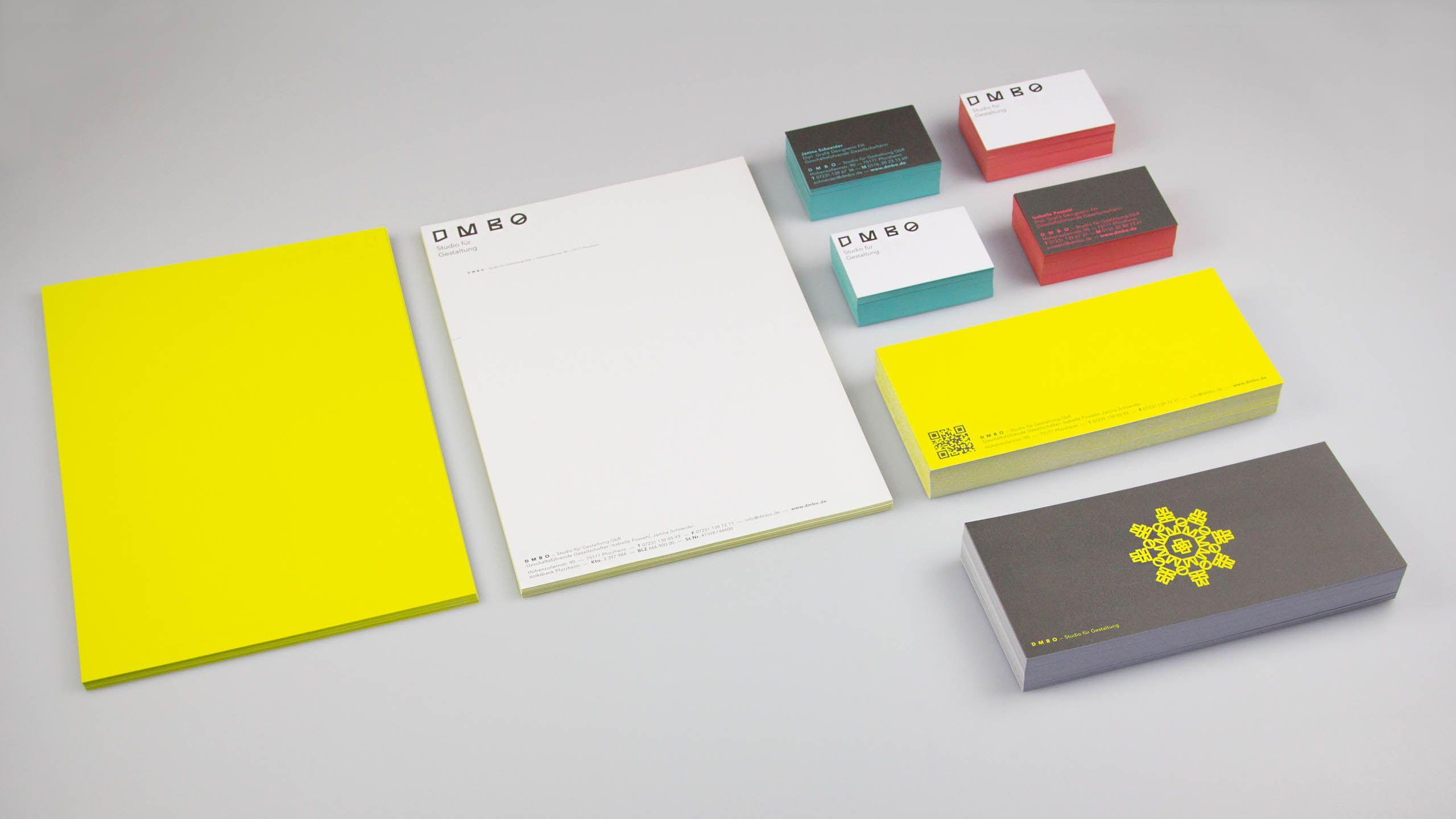 DMBO Studio für Gestaltung // Corporate