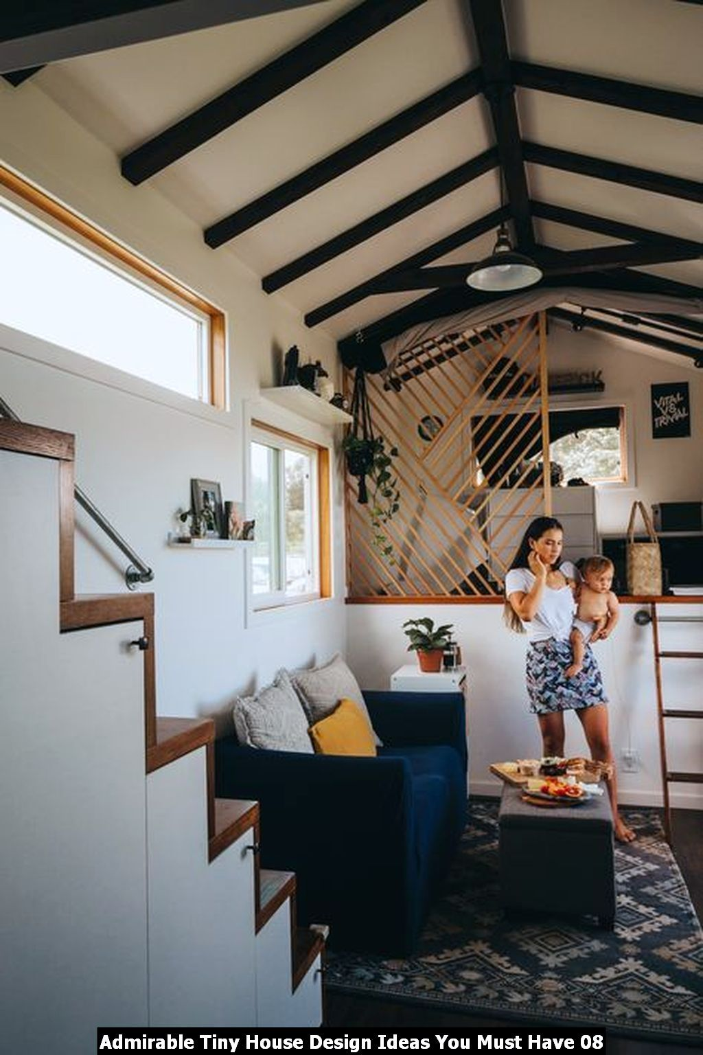 Admirable Tiny House Design Ideas You Must Have Tiny House Interior Off Grid Tiny House Tiny House Interior Design