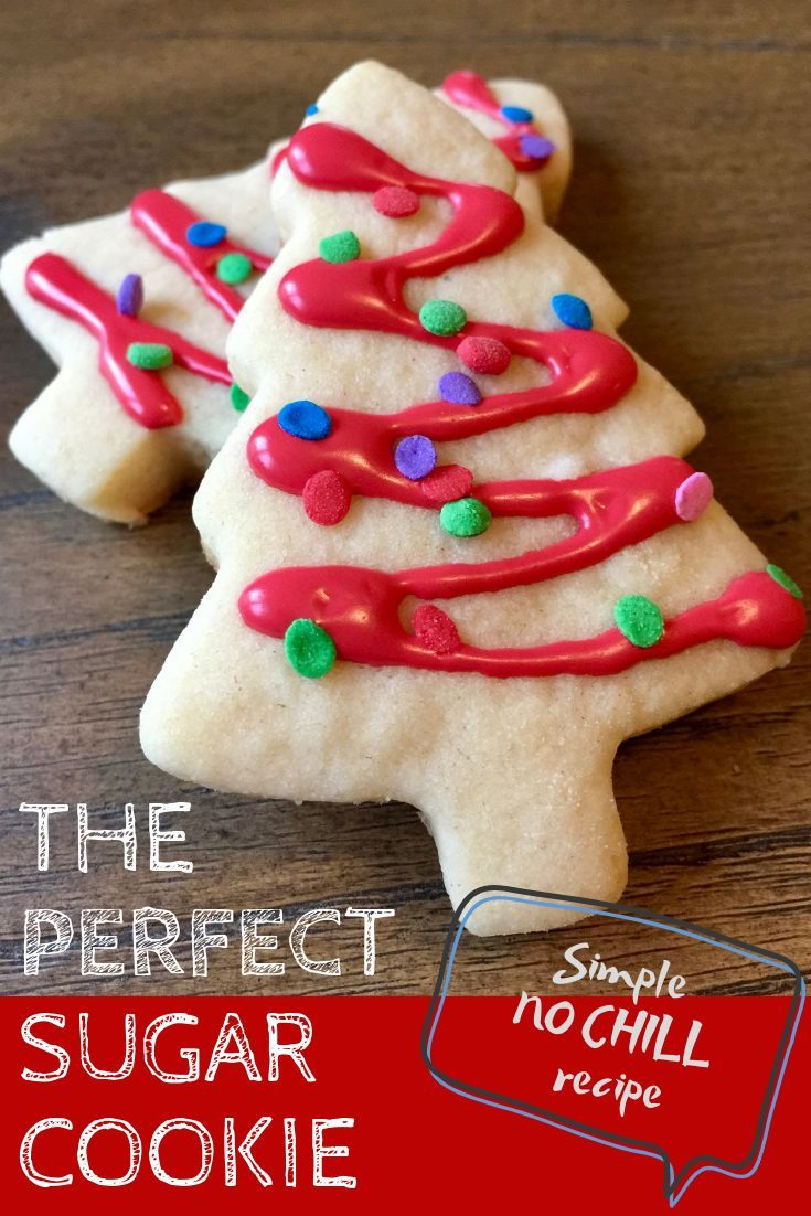 The Perfect Sugar Cookie - My Peanut Butter Patch #sugarcookies
