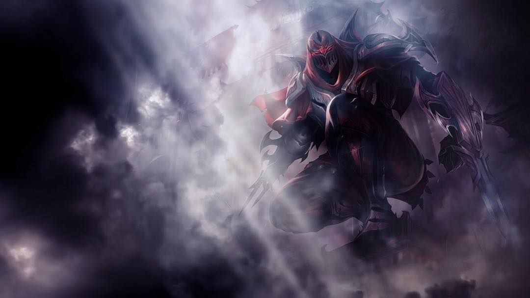 Lol Zed Wallpaper 5 League Of Legends Background Images Hd Background Images