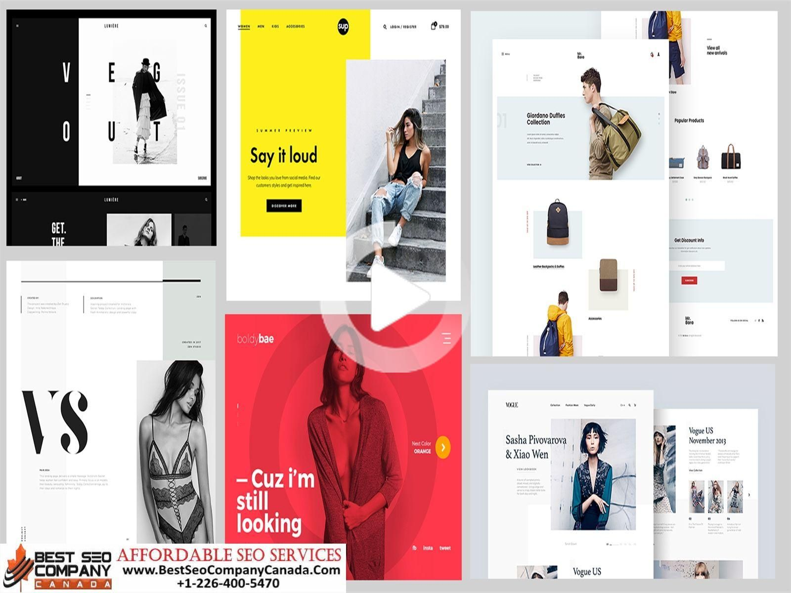 With Calgary Web Design And Marketing Services From Stealth You Will Leap Ahead Of Your In 2020 Clean Web Design Custom Website Design News Web Design
