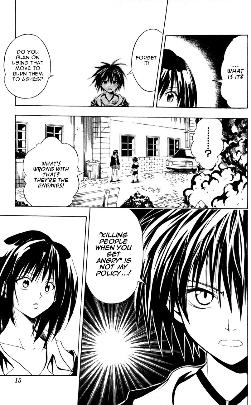 Black Cat chapter 94  - (8)
