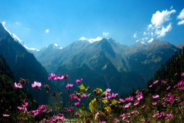 Manali - Summer Getaway Book a rental car with W2stravels and explore Manali.