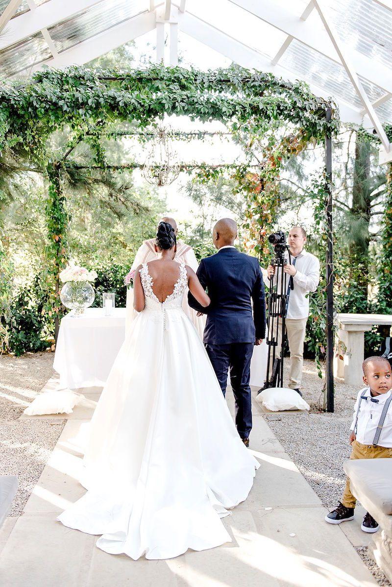 South African Style: White Light Wedding Gauteng   Light wedding ...