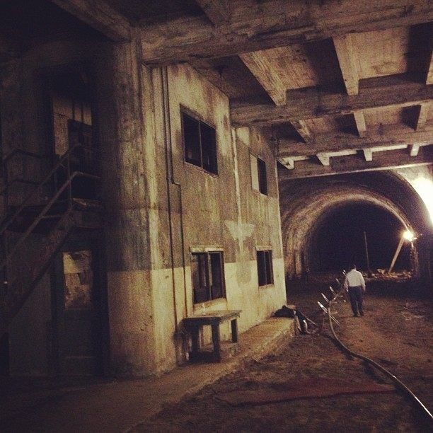 Underground Tunnels Of Los Angeles
