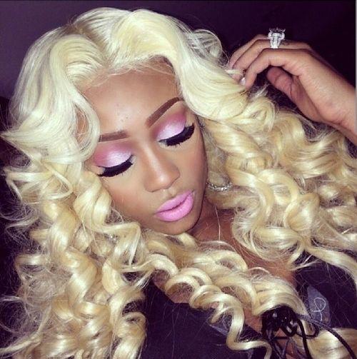 Pin On Black Blondes