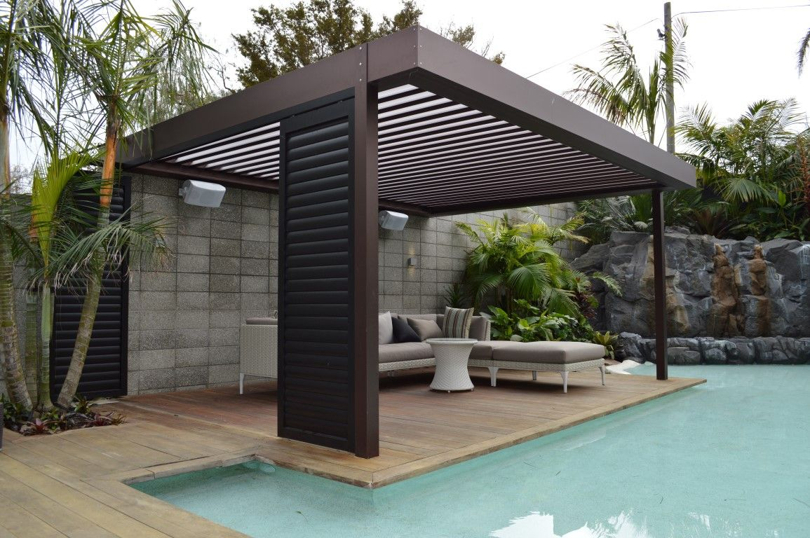 Image Result For Louvered Roof System Cost Pergola Pergola Cost Garden Buildings
