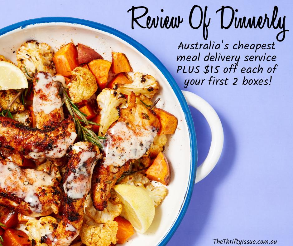Get 30 off Dinnerly with our code and review Cheap