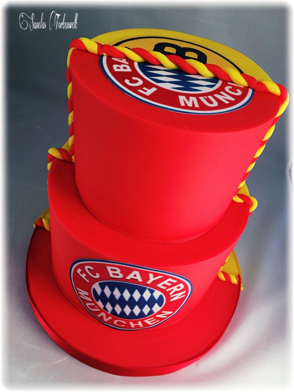FC Bayern München Cake / FC Bayern München Torte