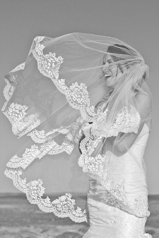 Abraham Stienies Desert Wedding