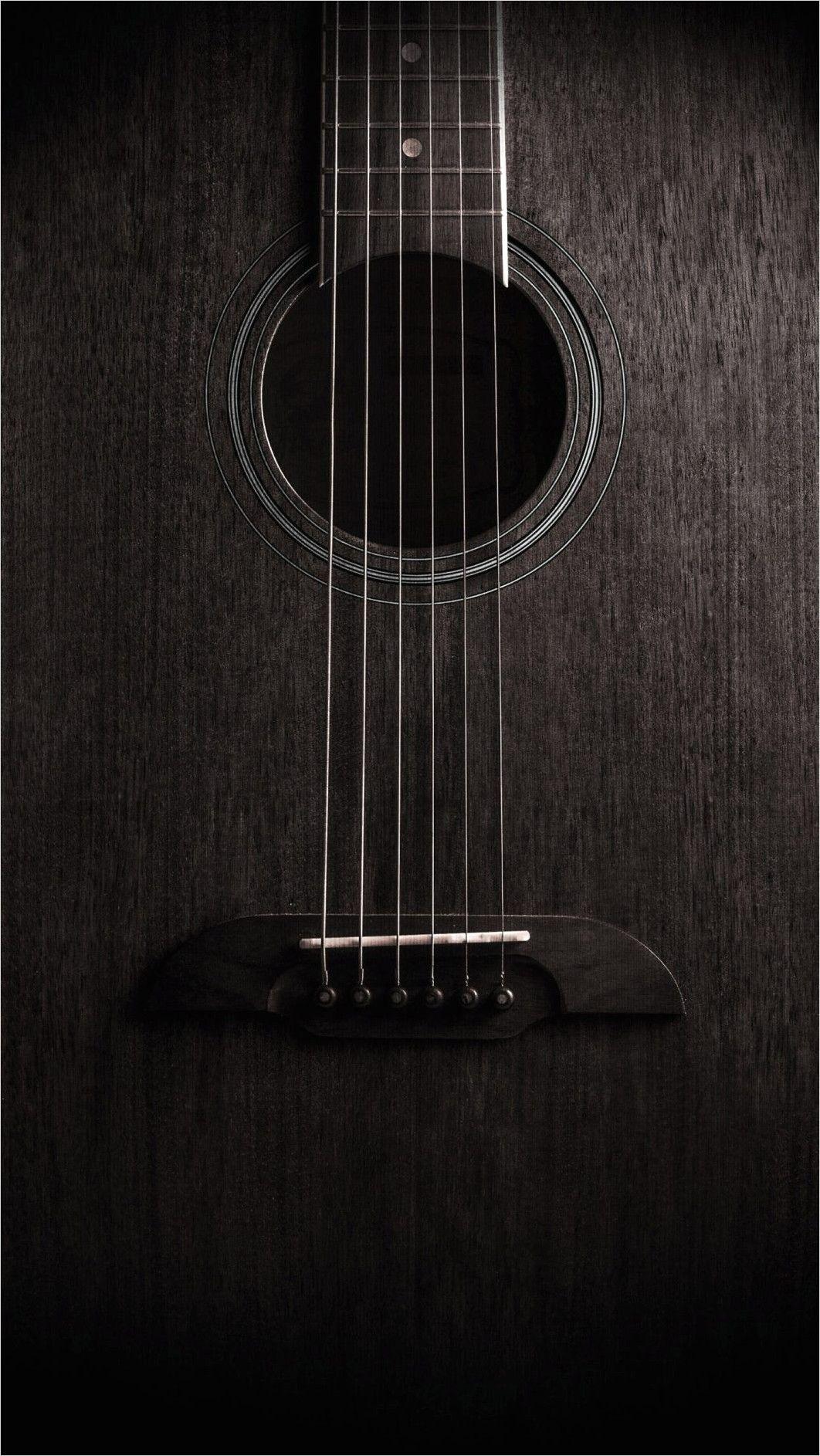 4k Mobile Wallpaper Dark Em 2020 Desenho Violao Violao Wallpaper Papel De Parede Musical