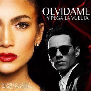 Jennifer Lopez & Marc Anthony  Olvídame y pega la vuelta