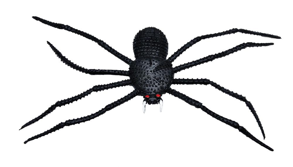 SPIDER CLOWN SCARY BLACK WIDOW HALLOWEEN MASK TRICK OR TREAT STUDIOS