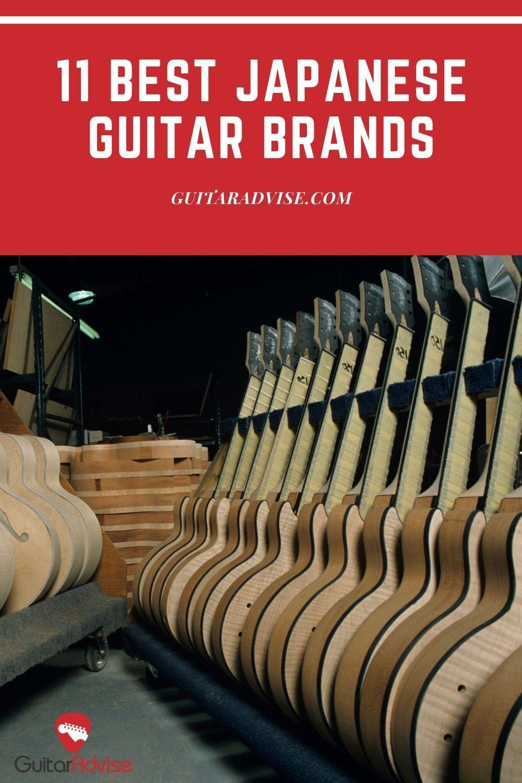 The 11 Best Japanese Guitar Brands 2020 Guitar Advise In 2020 Japanese Guitar Guitar Japanese