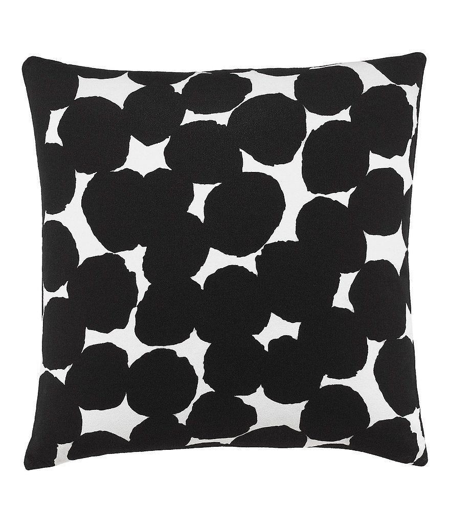dot embroidered pillow spade store kate pillows