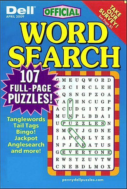 Kmart.com Official Word Search Puzzles Magazine - Kmart.com Reviews Find  The Best Magazines Products Influenster Word Search Puzzles, Word Find, Puzzle  Books