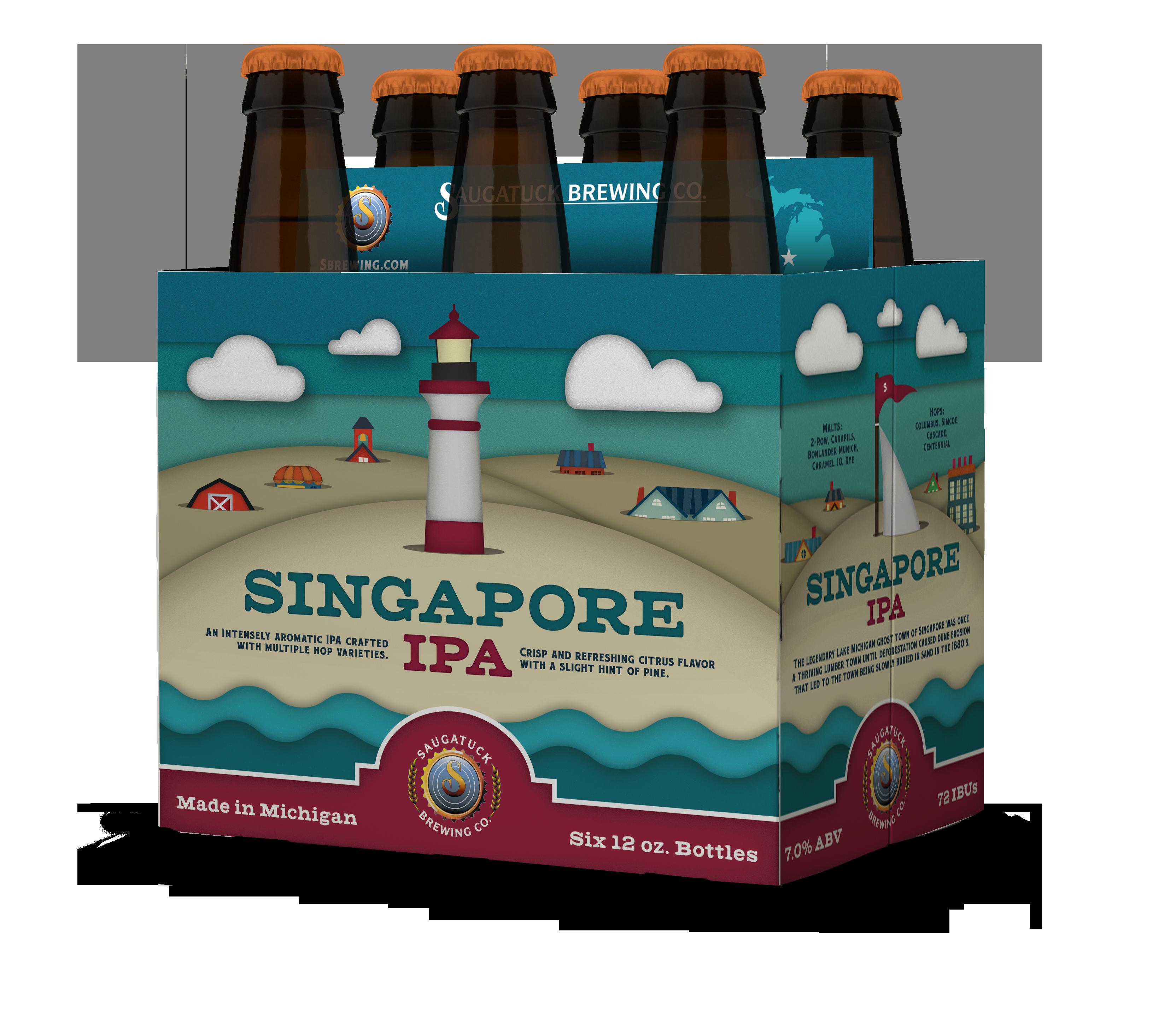 Singapore IPA Michigan craft beers, American ipa, Ipa