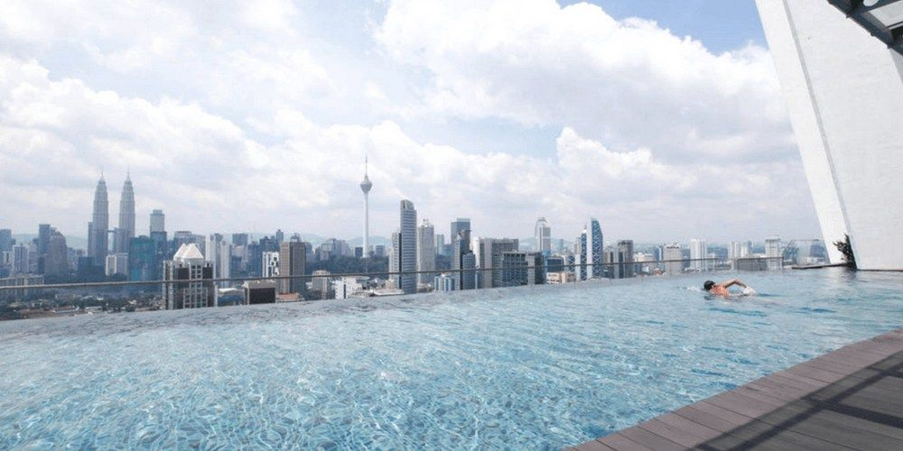 Take A Dip And Enjoy The View From These 11 Rooftop Infinity Pools