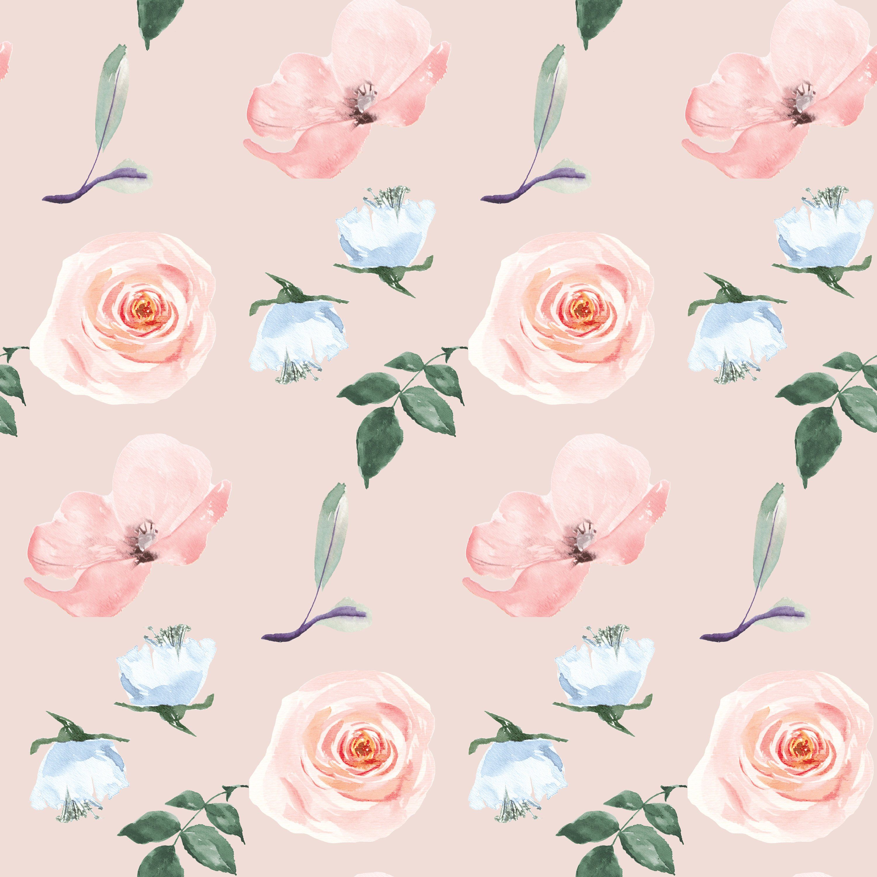 Floral Print Fabric,Flowers Print Fabrics,by the meters fabric,digital printed fabric