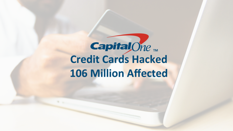 Capital One Credit Cards Hacked Credit card hacks