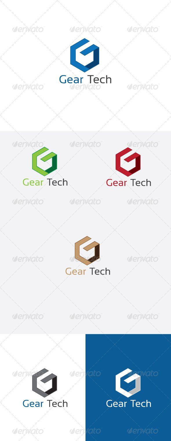 G Letter Logo Template | Letter logo, Ai illustrator and Logo templates