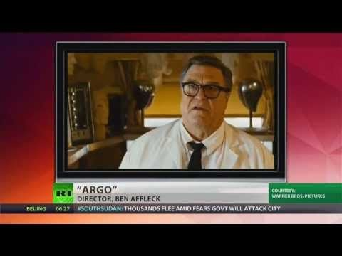 Ex-CIA official exposes cozy relationship with Hollywood - YouTube
