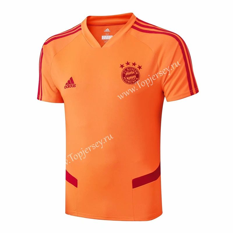 2019 2020 Bayern Munchen Orange Thailand Polo Shirt 815 Bayern Polo Shirt Polo