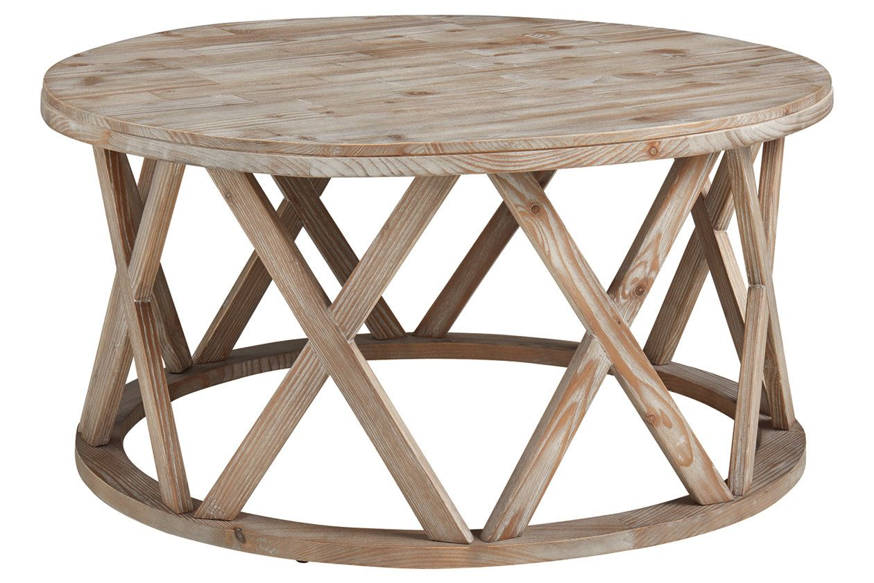Glasslore Coffee Table Ashley Furniture Homestore Brown Coffee Table Coffee Table Farmhouse Round Coffee Table [ 840 x 1260 Pixel ]