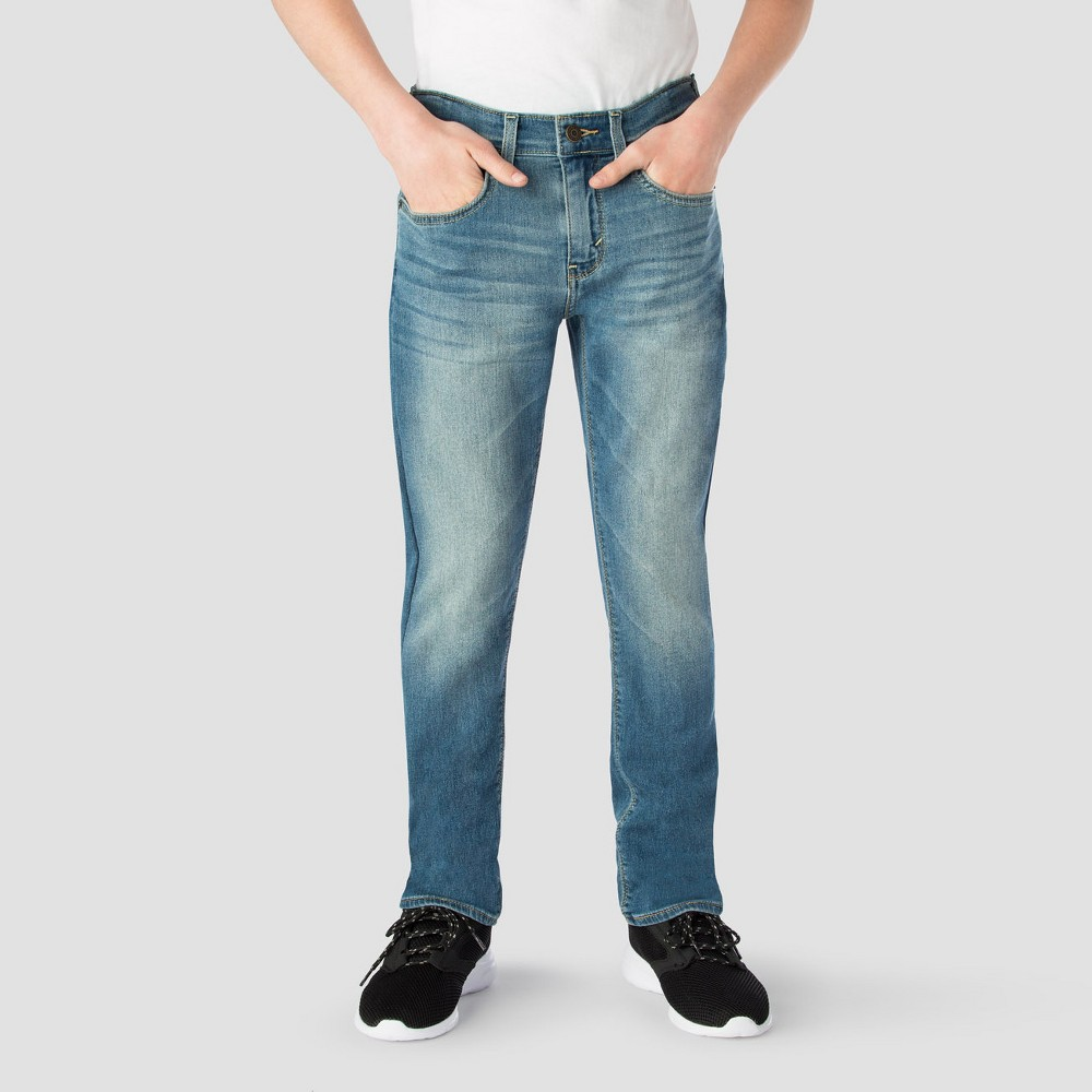 5042e38eb7b Denizen from Levi s Boys  Athleisure Pants - Medium Blue 14