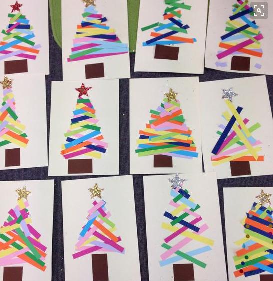 크리스마스 다양한 미술 만들기 그리기 수업 이미지 포함 크리스마스 카드 공예 크리스마스 예술