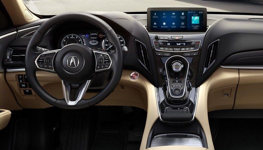 2020 Acura Rdx Interior Acura Rdx Luxury Crossovers Honda Car Models