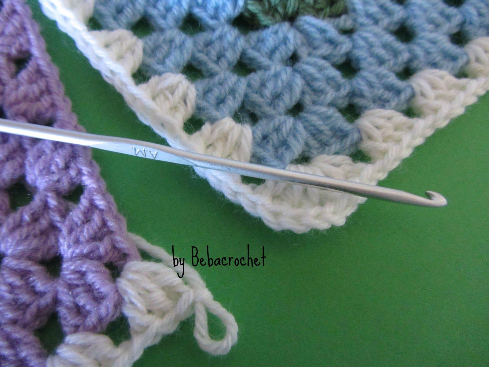 Coperte di lana all uncinetto copertina per culla fatta a mano