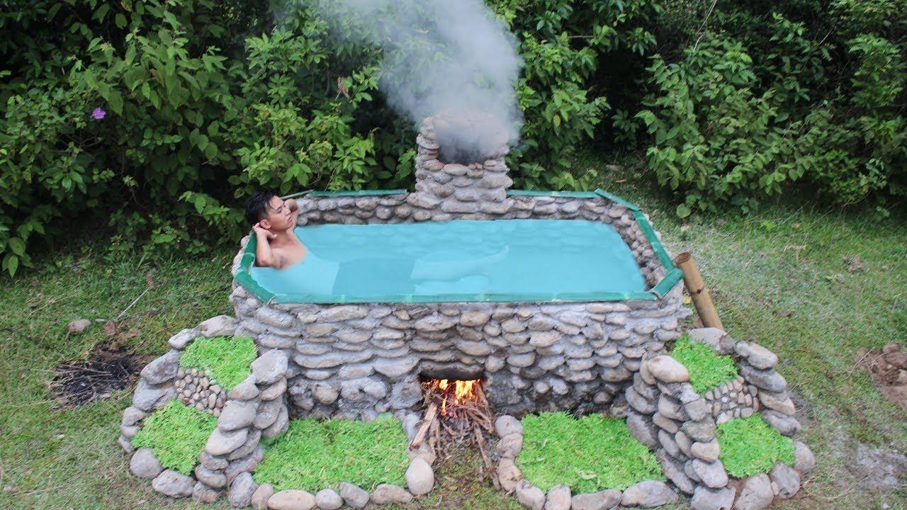 Pin By Lorena Renaud On Houspiration Stock Tank Hot Tub Hot Tub Hot Tub Outdoor