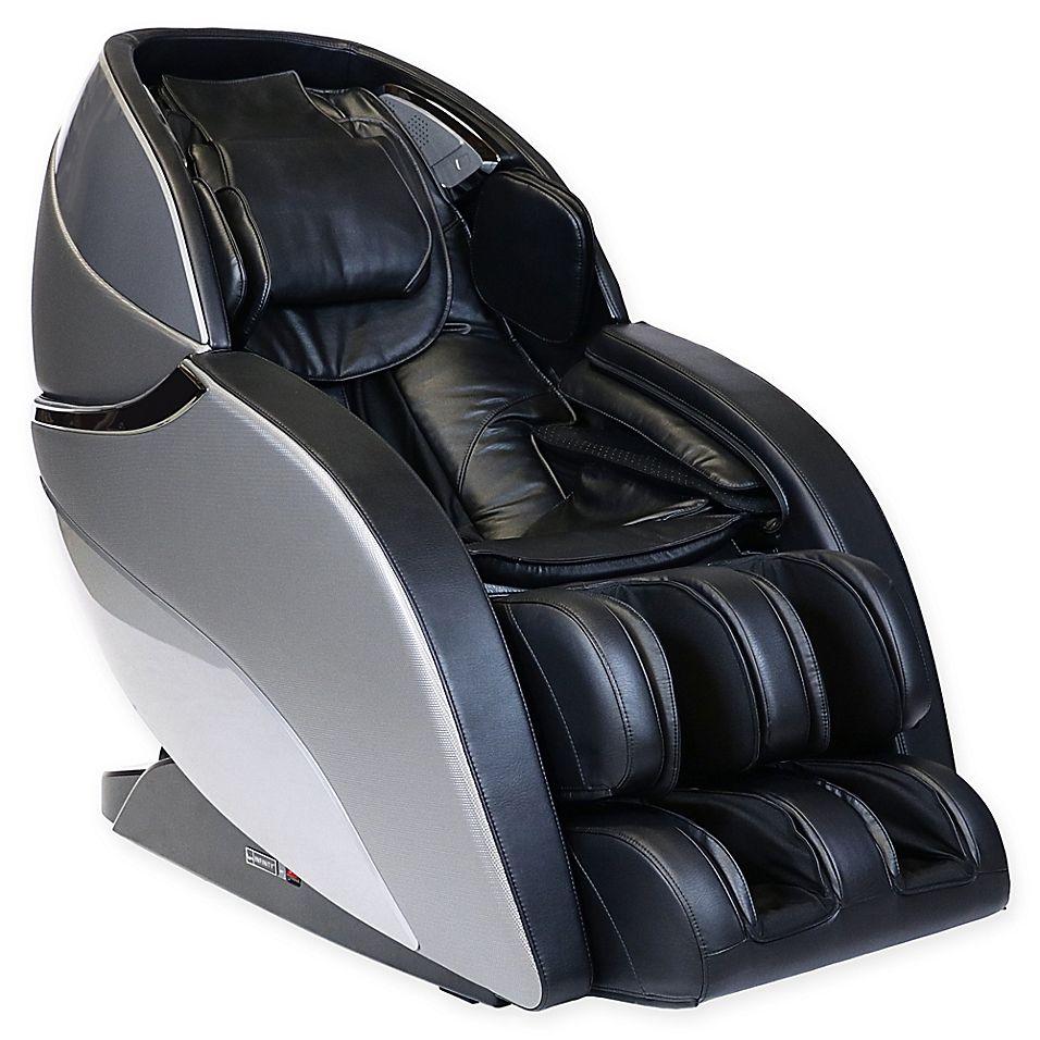 Infinity Genesis 3D Massage Chair In Black Massage chair