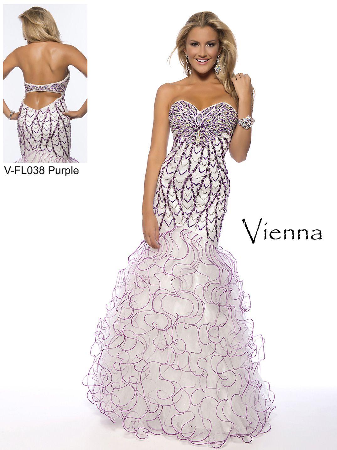 Sweetheart Beaded Top Formal Prom Dress Vienna Fl038 Prom Dresses Discount Prom Dresses Sweetheart Prom Dress [ 1432 x 1074 Pixel ]