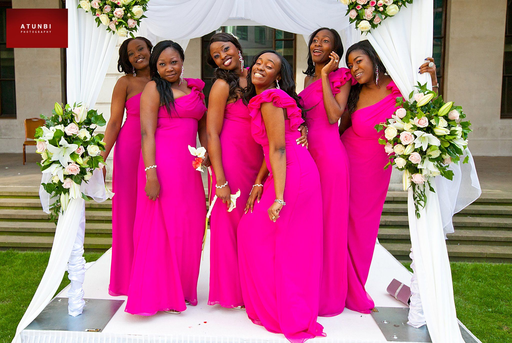 Presents 400+ Hottest Bridesmaids Dress Colors & Styles For Spring ...