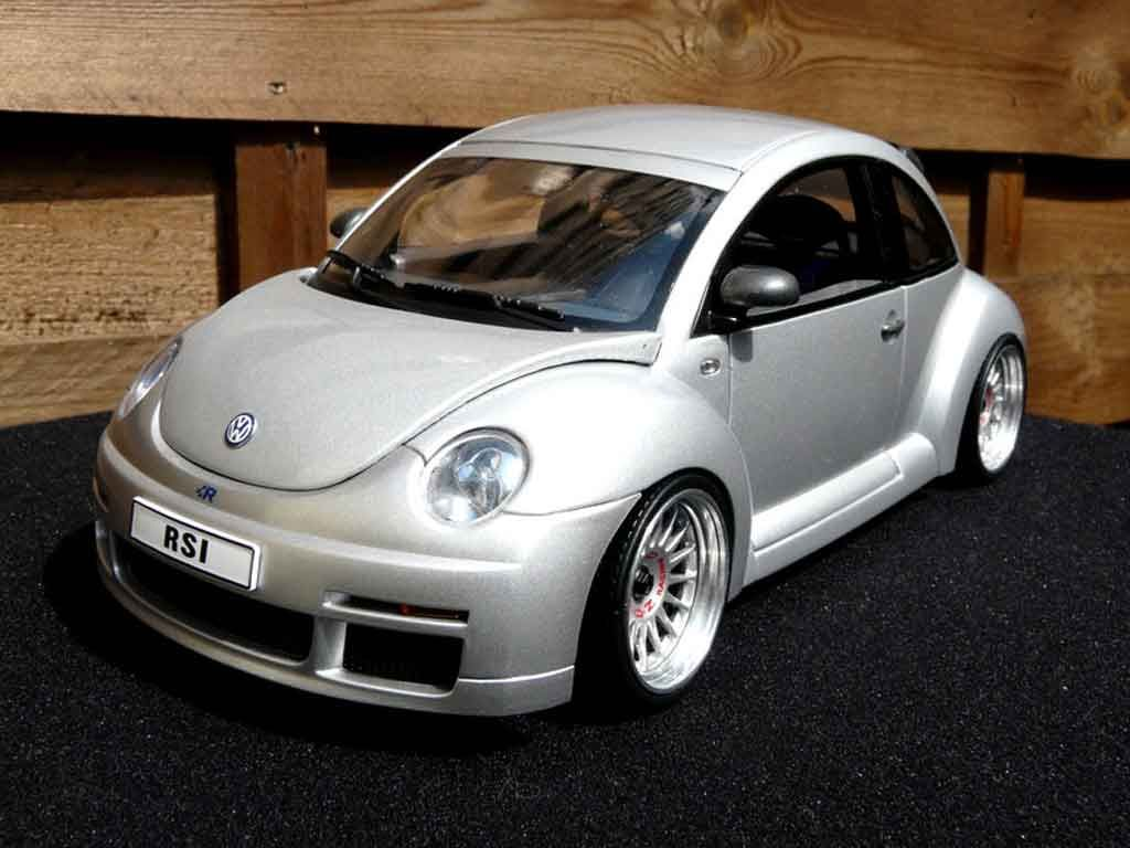 volkswagen new beetle rsi r 1 18 voiture cox. Black Bedroom Furniture Sets. Home Design Ideas